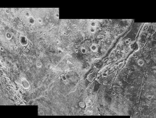 Астрономы отыскали наПлутоне водяной океан
