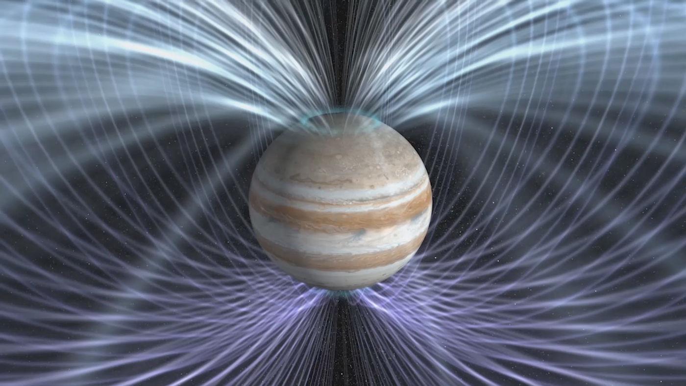 NASA вывело наорбиту Юпитера космический аппарат «Джуно»