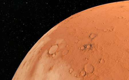 Ученые отыскали ключ кжизни наМарсе