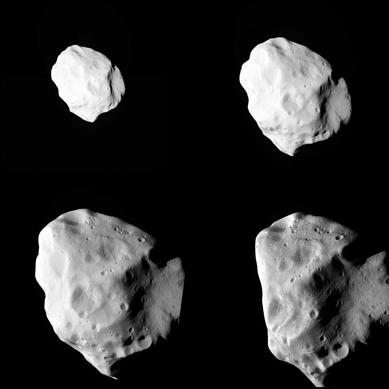 Угрозу для земли представляют неменее 15 тысяч астероидов