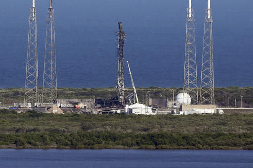 SpaceX нашла причину взрыва ракеты Falcon 9