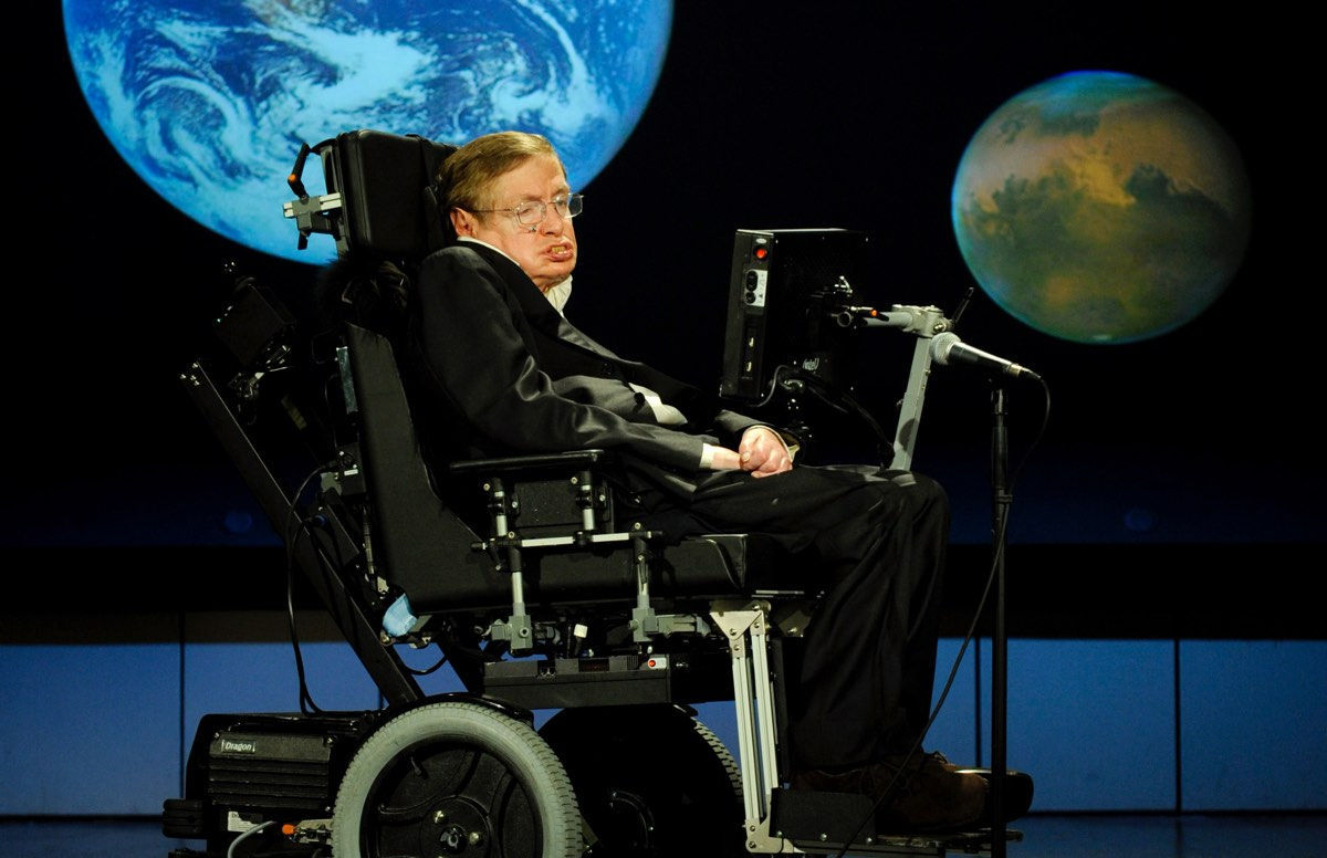 Стивен Хокинг сказал, когда погибнет население Земли