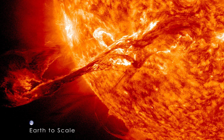 Ученые выяснили, почему солнечные вспышки несжигают Землю
