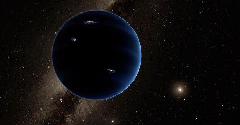 Новые следы существования «планеты икс» нашли астрономы