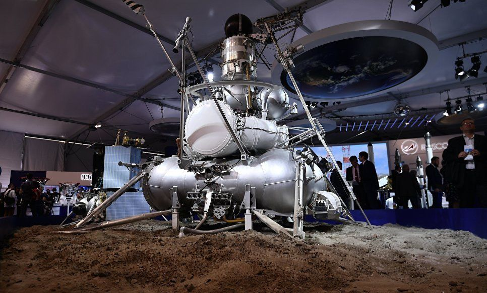 Старт миссий «Луна-Ресурс» откладывается нагод