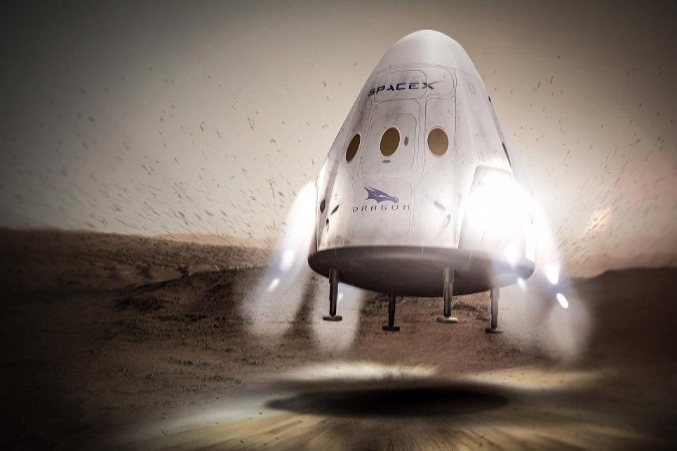 Элон Маск: «Есть шанс, что Falcon Heavy недостигнет орбиты»