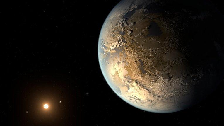 Планетологи объявили об открытии первой экзолуны