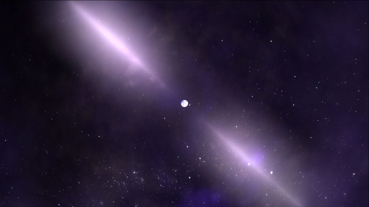 Аппарат NICER начнет наблюдать запервым пульсаром