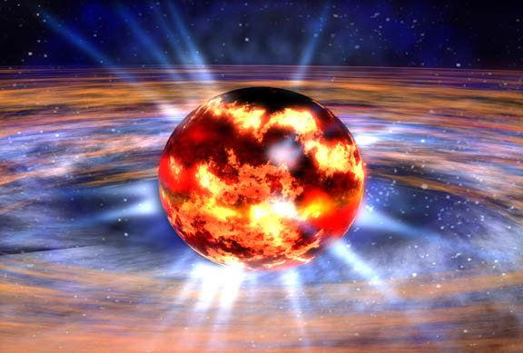 Ученые поведали  оспособности темных  дыр создавать золото