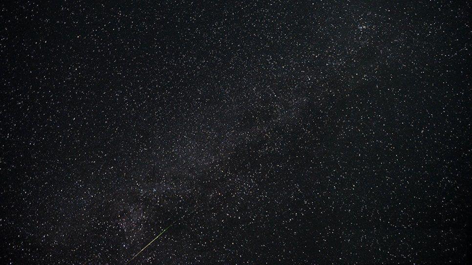 В августе украинцы смогут наблюдать за звездопадом