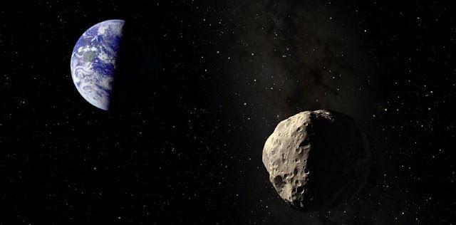 Два вновь открытых астероида пронесутся мимо Земли завтра, во вторник