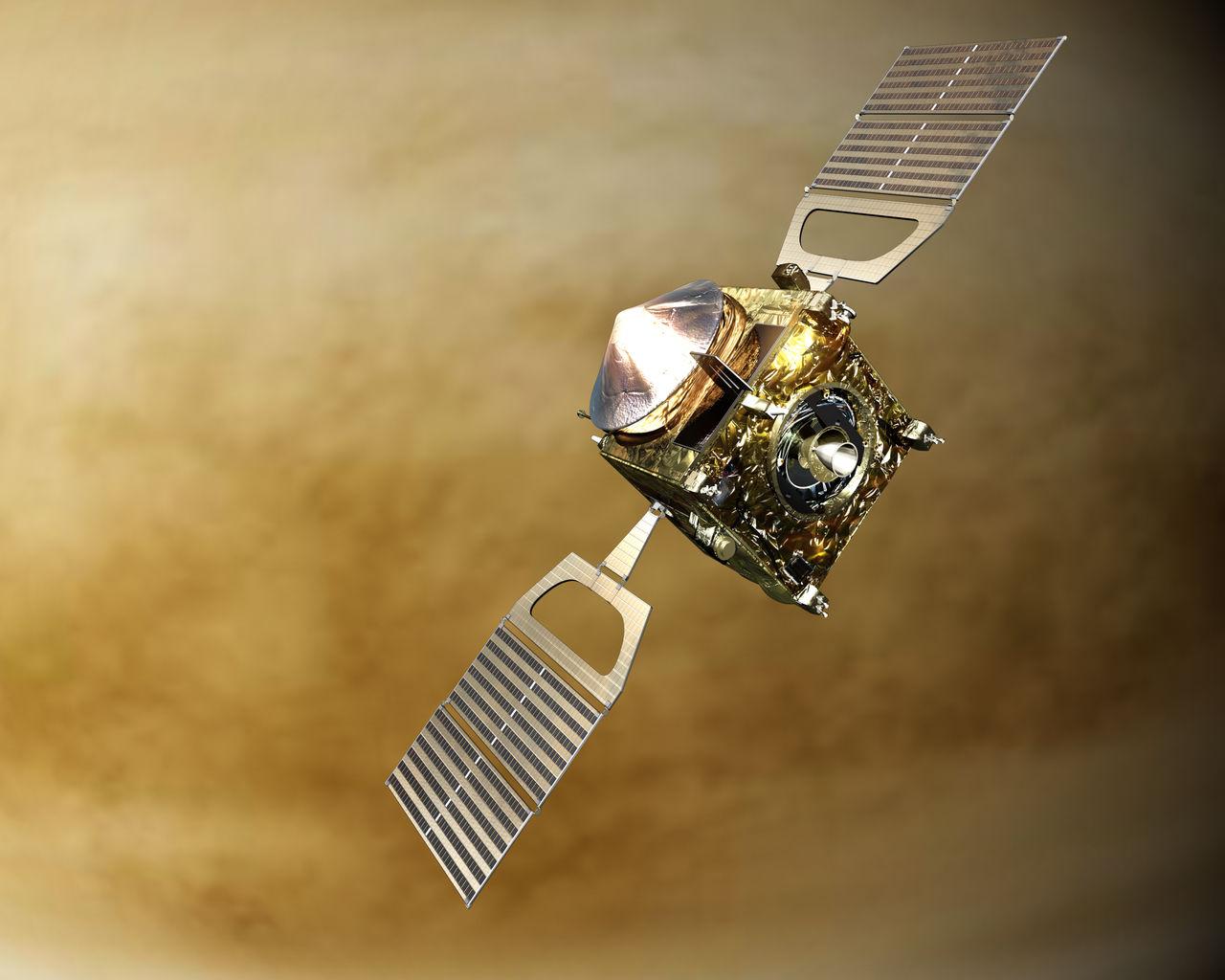 Ученые: движение облаков на черной стороне Венеры независит отвращения планеты
