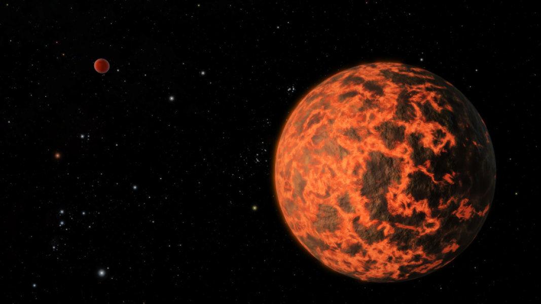 Ученые: Вкосмосе найдена подобная накомету экзопланета