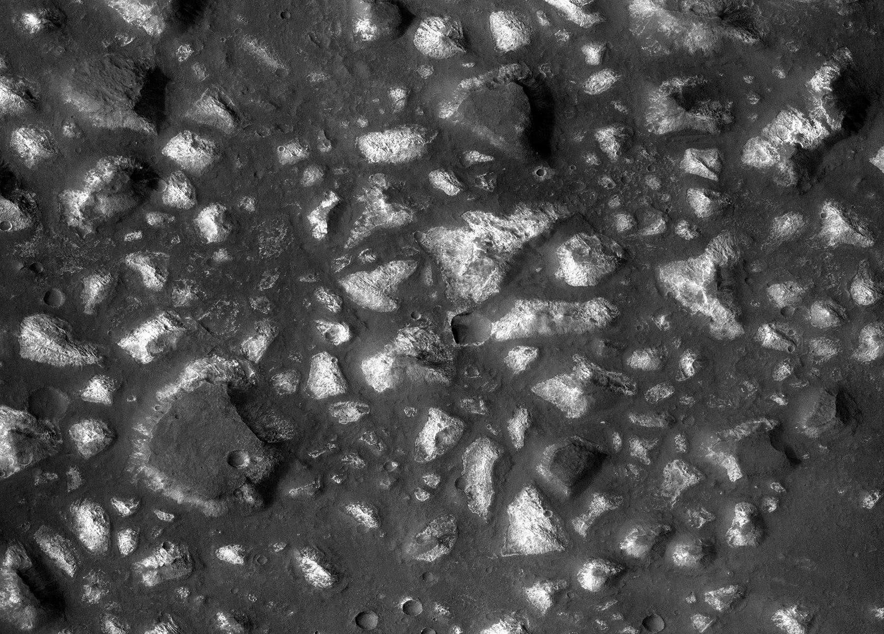 Жизнь наЗемле могла зародиться благодаря гидротермальным источникам наМарсе