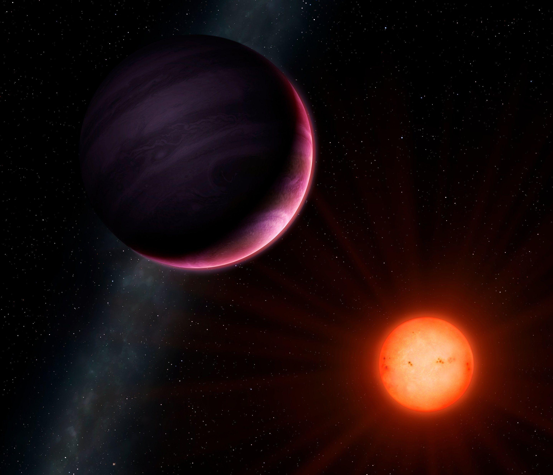 Ученые отыскали планету-гигант, существование которой противоречит теории