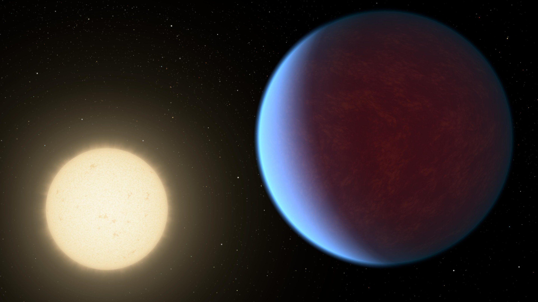 Астрофизики обнаружили всистеме 55 Рака экзопланету с практически земной атмосферой