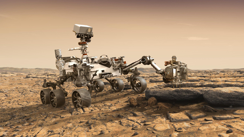 NASA представило концепцию нового марсохода Mars 2020