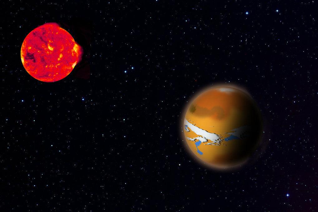 Следы жизни могут скрываться ватмосфере далеких планет