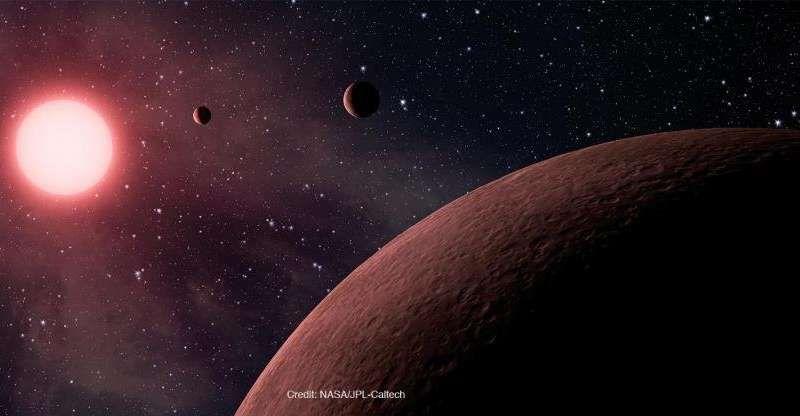 Астрономы опубликовали новые данные овозможности внеземной жизни