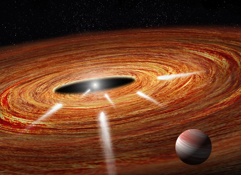 Всозвездии Павлина найдена звезда, накоторую падают «кометы-камикадзе»