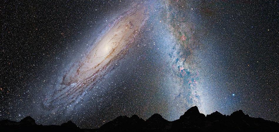 Разработан метод, позволяющий повысить точность измерения массы Млечного пути - ASTRONEWS.ru