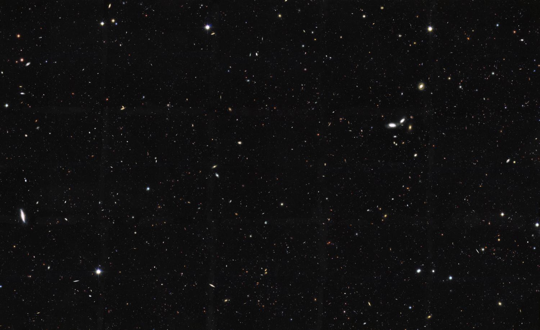 Во Вселенной содержится 2 триллиона галактик - ASTRONEWS.ru