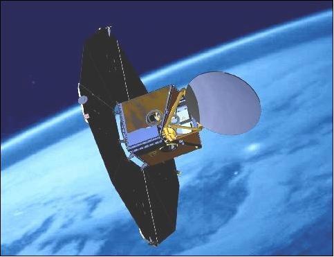 Небольшой спутник видит эмиссионные линии аммиака в направлении центра Галактики - ASTRONEWS.ru