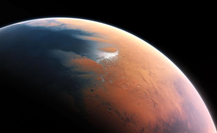 Микроорганизмы могут выжить в разреженной марсианской атмосфере - ASTRONEWS.ru