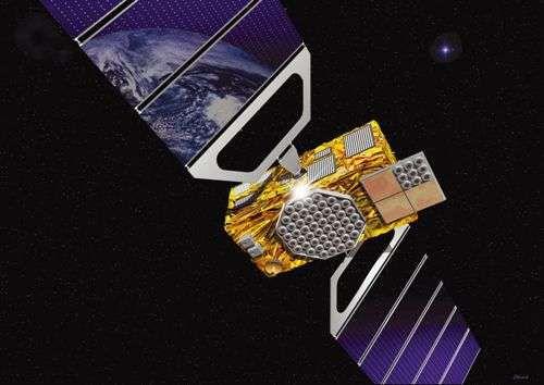 Наспутниках системы Galileo сломались атомные часы
