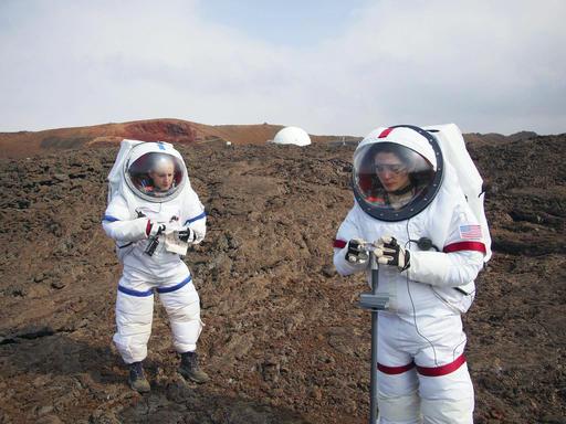 НаГавайях стартовал новый эксперимент помоделированию жизни наМарсе
