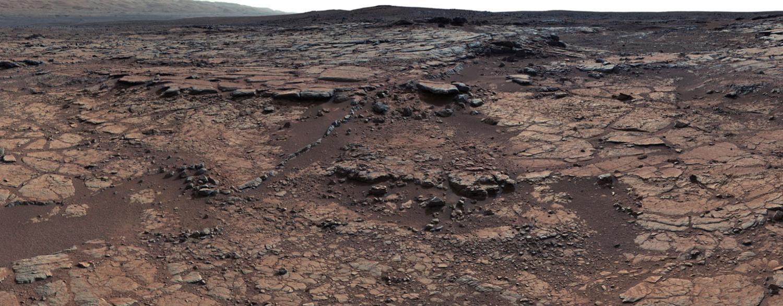 Новые находки Curiosity усиливают парадокс, связанный с водой на древнем Марсе