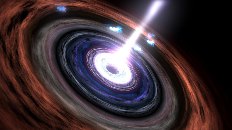 Ученые заглядывают в прошлое Вселенной для обнаружения далеких блазаров