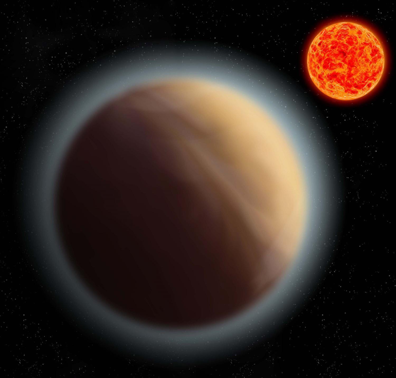 Ученые обнаружили экзопланету с атмосферой земного типа