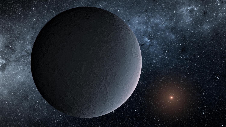 Профессионалы NASA обнаружили ледяную планету, подобную наЗемлю