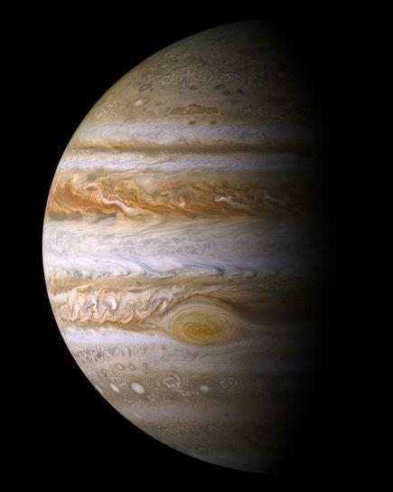 Переменные полярные сияния Юпитера имеют сложную природу - ASTRONEWS.ru