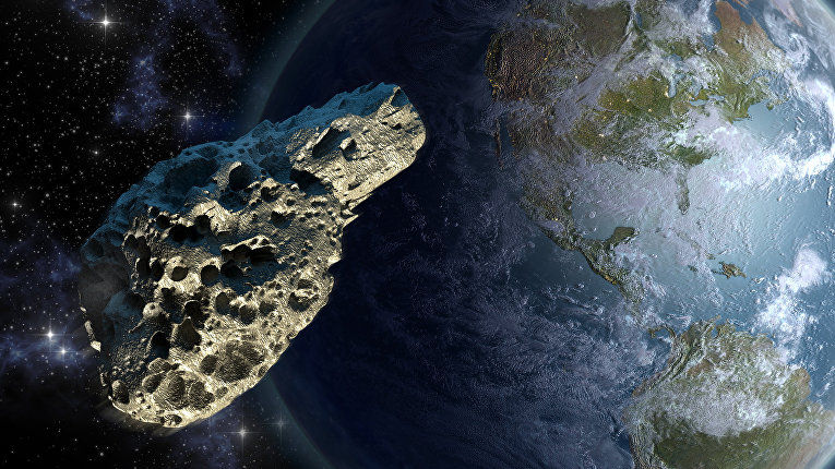 NASA готовит экспедицию ксмертельно опасному «астероиду Апокалипсиса»