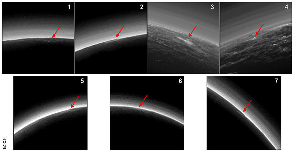 ВNASA заявили осуществовании облаков наПлутоне