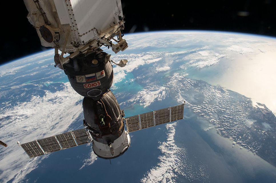 Роскосмос: «Прогресс МС-06» сегодня пристыкуется к МКС