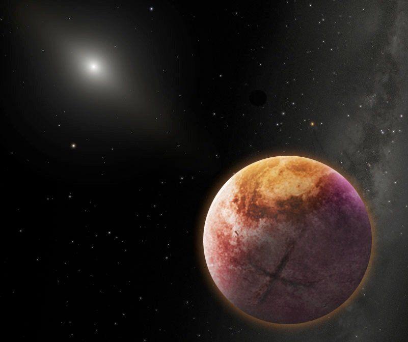 Астрономы напали наслед еще одной планеты вСолнечной системе