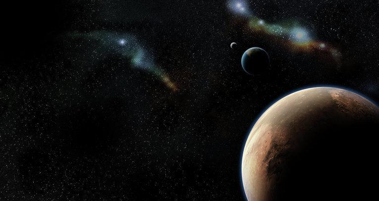 Картинки по запросу луна и марс
