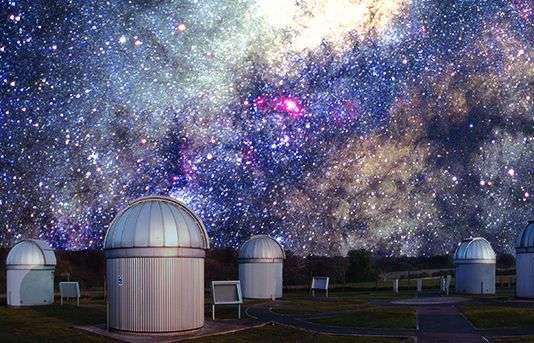 Астрономы отыскали звезду в500 раз больше Солнца