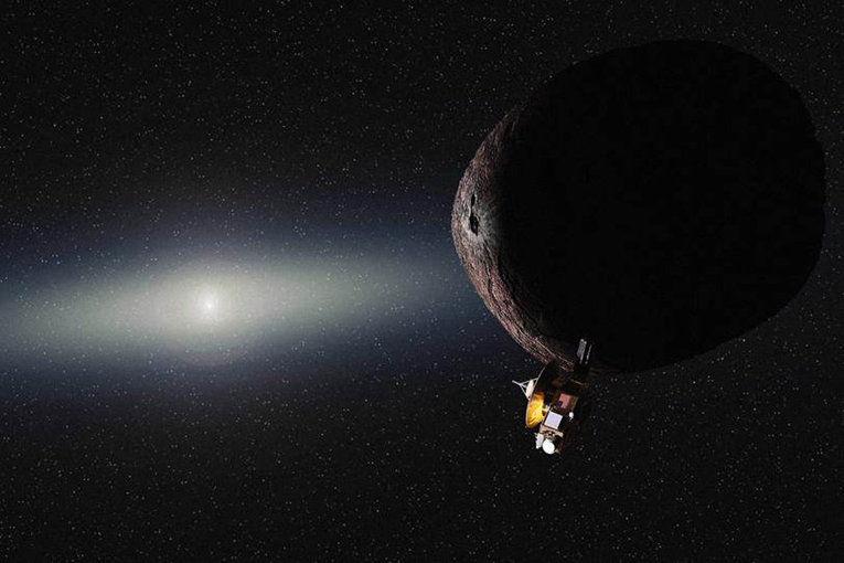 NASA желает «догнать» тень миниатюрной планеты наЗемле